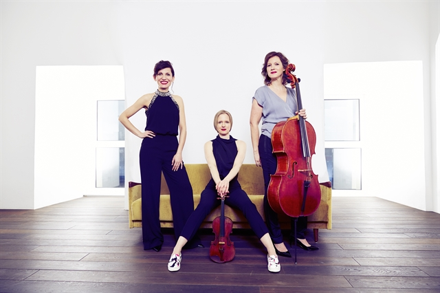 Boulanger Trio performs in Đà Nẵng chamber music festival