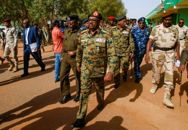 Sudan general says coup attempt foiled