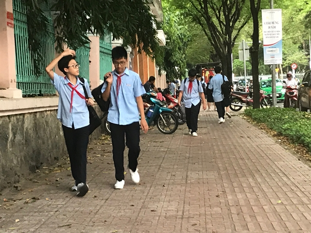 HCM City sees increase of more than 75000 students for upcoming academic year