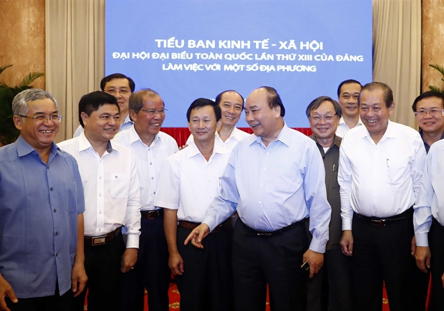 PM urges central Central Highland regions to promote green growth