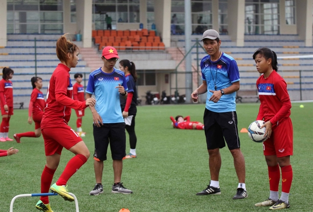 Việt Nam U19 women set for friendlies in S Korea
