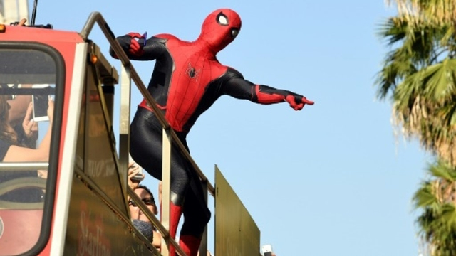 Spider-Man retains top spot at N. America box office
