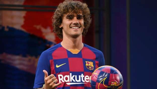 Griezmann says Atletico outcry to Barcelona move is a pity