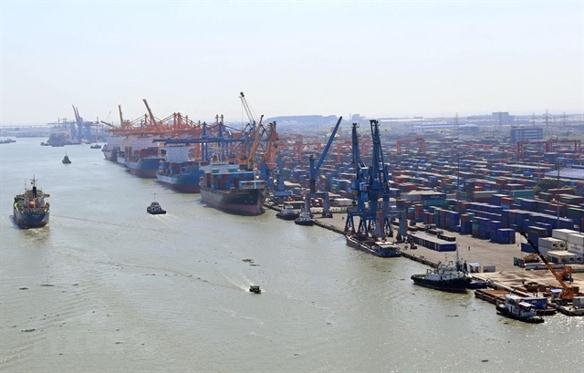 Vinalines proposes new port in Hải Phòng