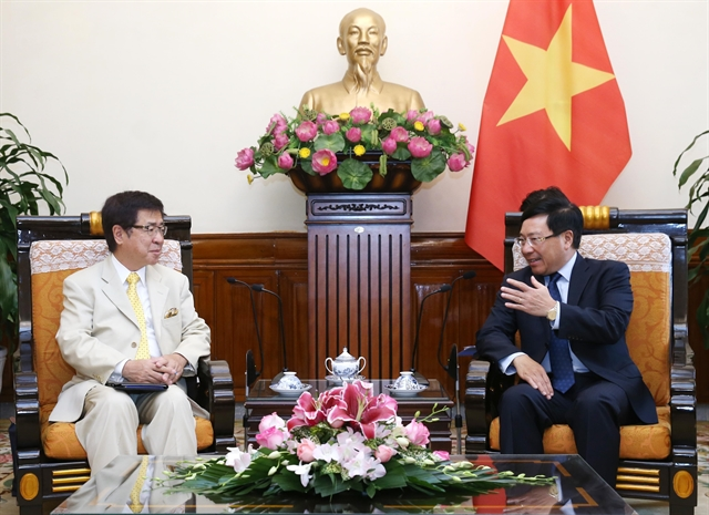 Deputy PM delighted at growing Việt Nam-Japan ties