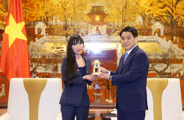 Hà Nội hopes to strengthen ties with France in infrastructure