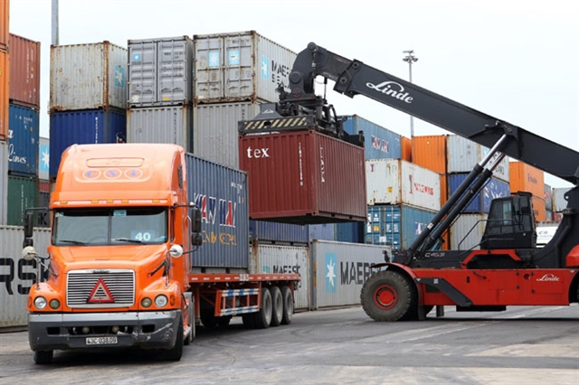 Logistic booms with million-dollar deals foreign firms look to spread