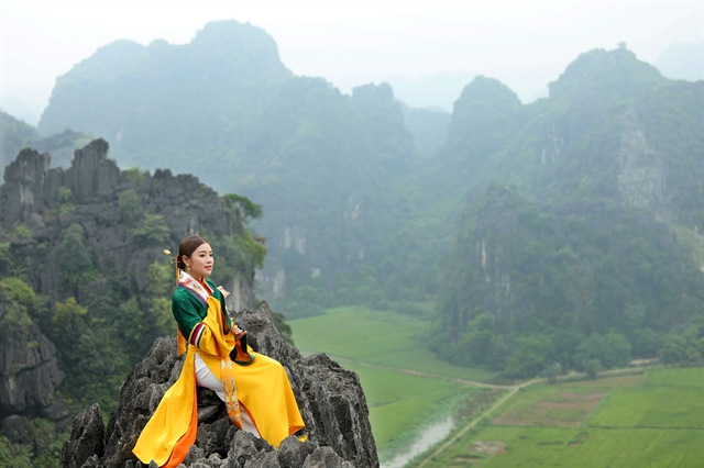 Music video highlights the beauty of Ninh Bình