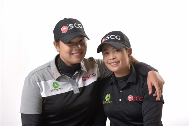 Sister acts spice up inaugural LPGA team event