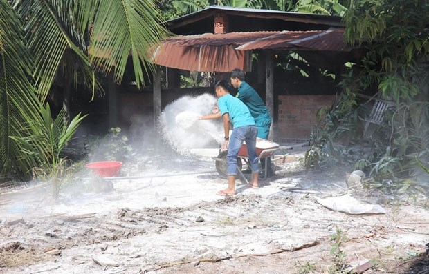First district in Gia Lai clear of African swine fever