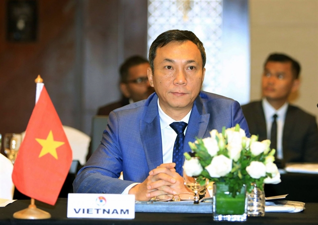 Tuấn appointed chairman of AFC Competitions Committee