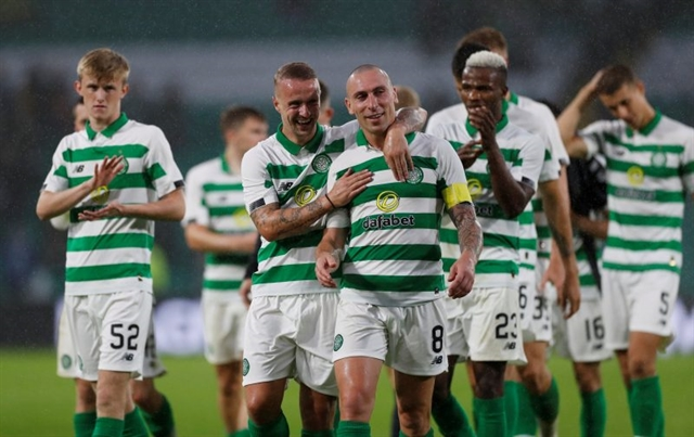 Celtic progress in Champions League qualifiers