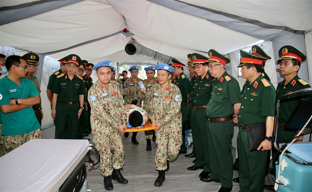 Việt Nam considers sending civil force to UN peacekeeping missions