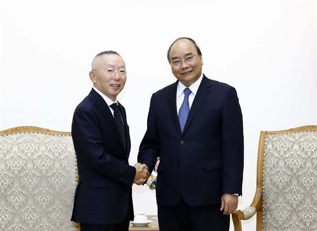 Việt Nam facilitates Japanese firms operations in Việt Nam: PM