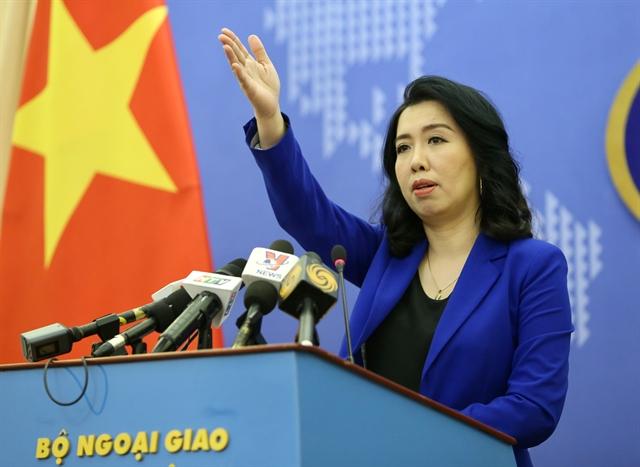 Việt Nam demands China endviolations at sea