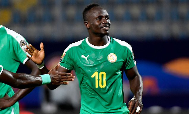 Mane misses penalty scores twice as Senegal qualify