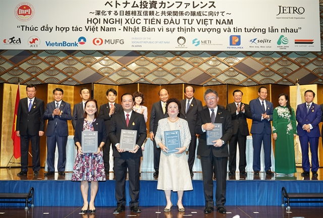 Việt Nam-Japan promote co-operation in many sectors