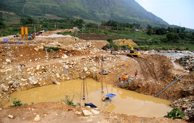 Violations detected at hydropower plants in Lai Châu provinces