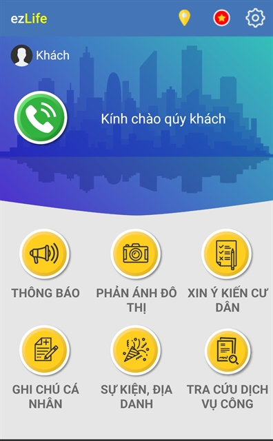 Quảng Ninh pioneers citizen interaction through mobile app