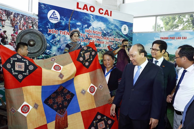 PM urges Lào Cai to develop in asustainable way