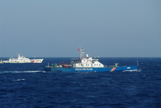 US opposes Chinas acts to hamper oil gas activities in East Sea