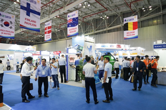 VIETWATER 2019 to kick off in Hà Nội