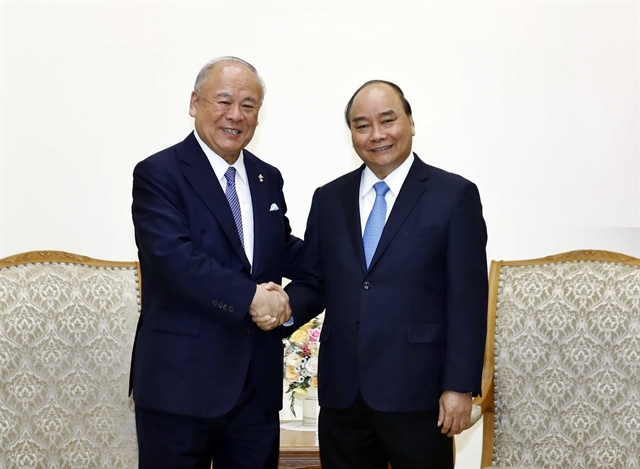 Việt Nam treasures partnership with Japan: PM