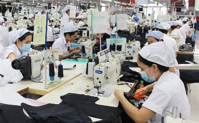 Việt Nam spent 11.4 billion on material imports in first half of year