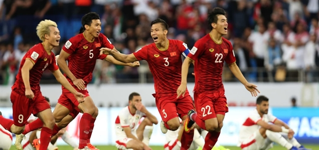Vietnam optimistic ahead of World Cup qualifying