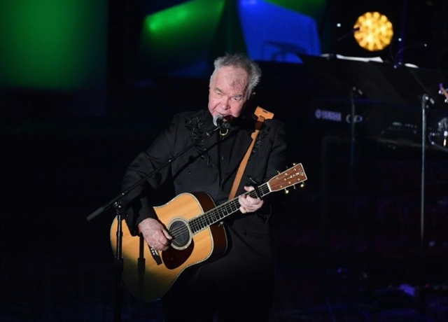 Country folk icon John Prine postpones tour for stent surgery