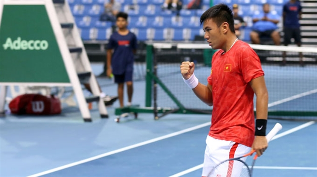 Nam ousted from Mens Futures in Chinese Taipei