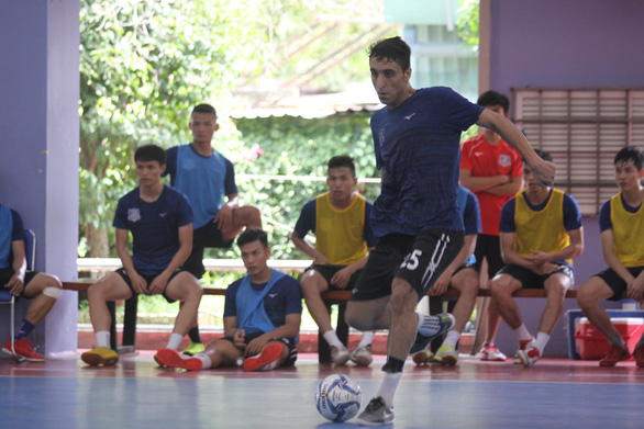 Thái Sơn Nam ready to compete in AFC Club Futsal Champs