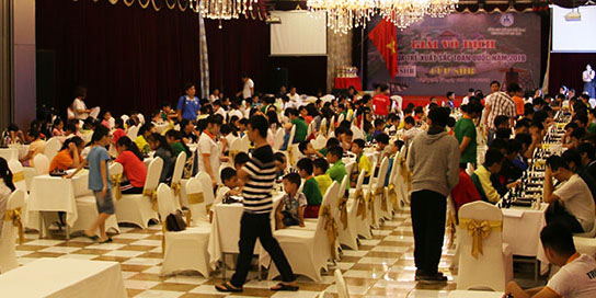 Young masters to compete in national chess championships in Hải Phòng
