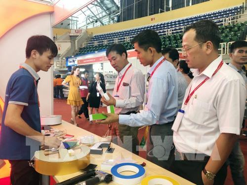 Advertising exhibition in HCM City opens