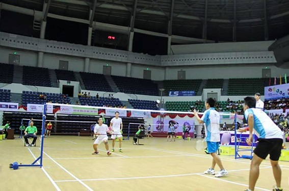 International badminton event hits Đà Nẵng