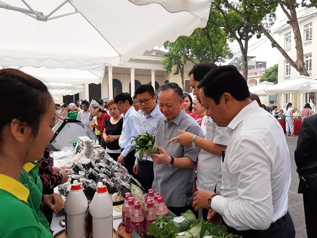 Hà Nội strengthens development of safe food supply chains