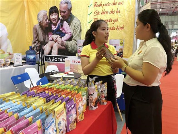 Food beverage packing machines expo returns to HCM City