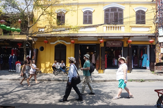 Australian tourists are top spenders in VN: report