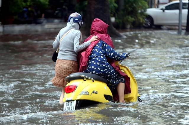 Heavy showers to cool northern region