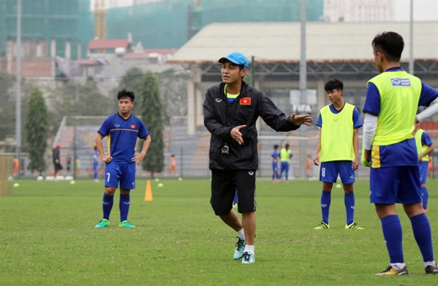 Young footballers called in to train for ASEAN championships