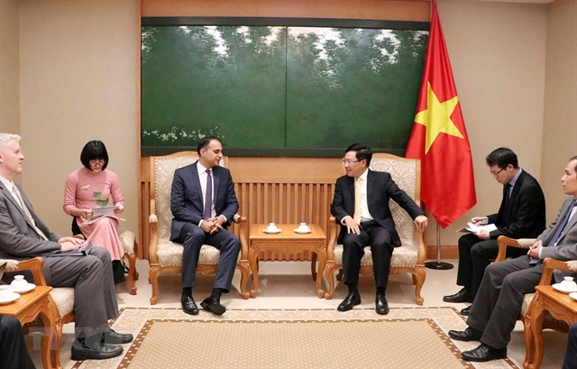 Việt Nam treasures relations with ADB: Deputy PM