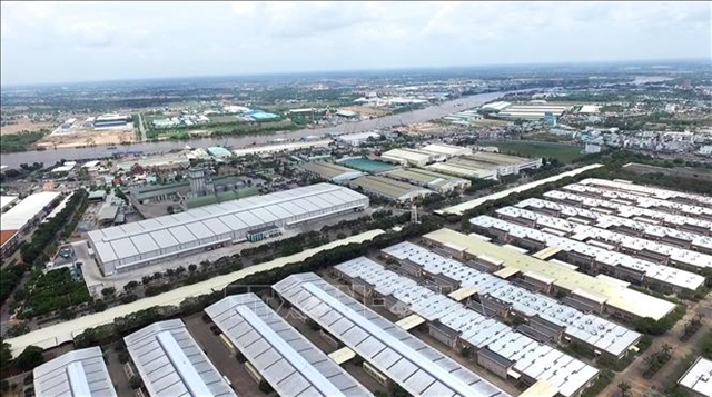 Industrial park occupancy rate reaches 74%