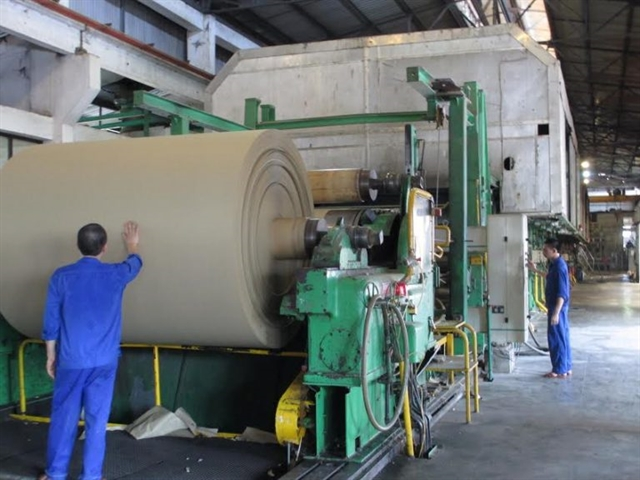 Việt Nam paper industry needs to diversify product portfolio