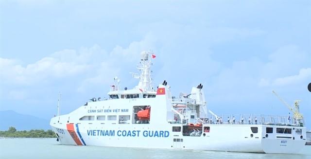 New law enables Việt Nam Coast Guard to operate outside Vietnamese waters