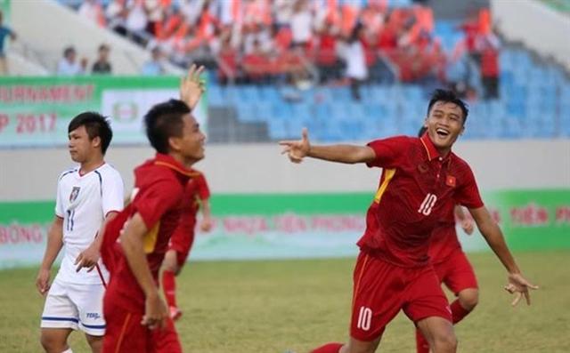 Việt Nam win first match at regional U15 tournament