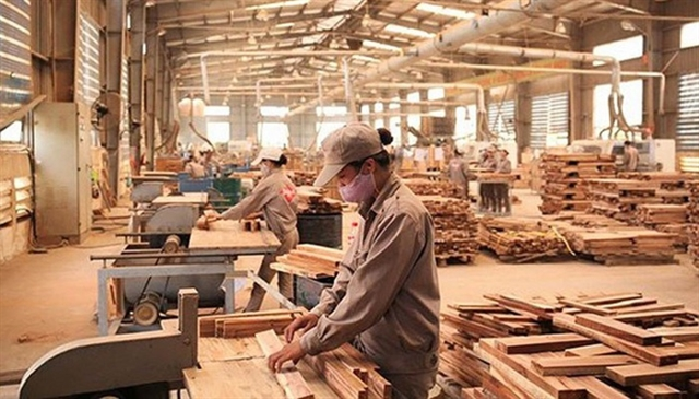 Wood and forest products exports exceed 6b
