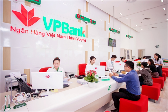 VPBank posts 44 per cent increase in pre-tax profit