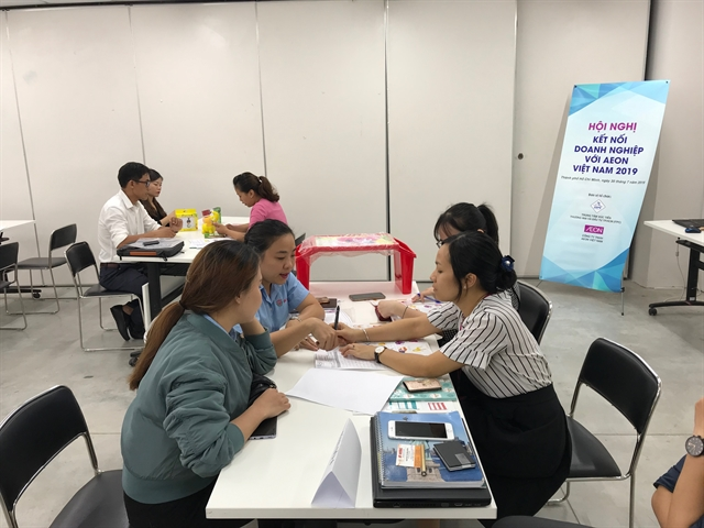 AEON Việt Nam promotes local products to help them enter supply chain