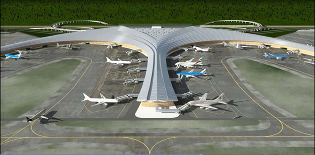 Long Thành Airport to be equipped with modern technologies