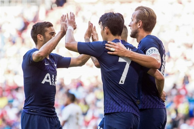 Real Madrids pre-season struggles continue with loss to Tottenham